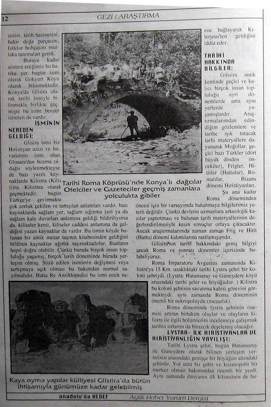 Gizemli Topraklar Üzerinde sayfa 2